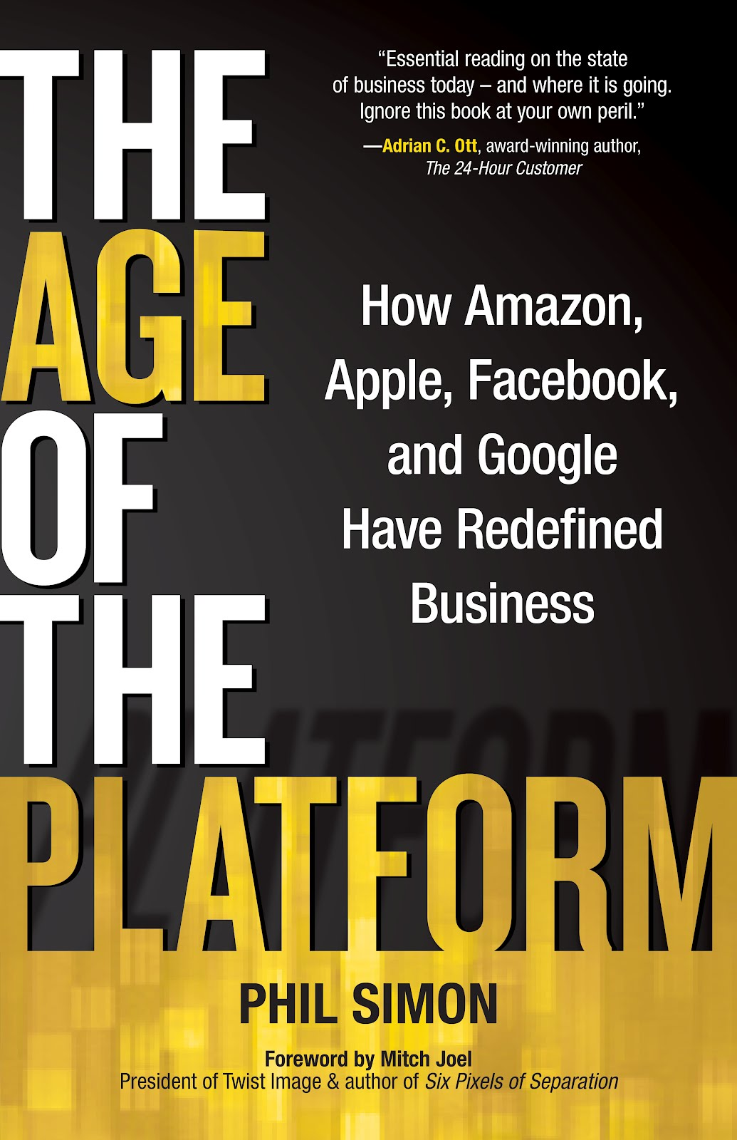 Age Of The Platform New