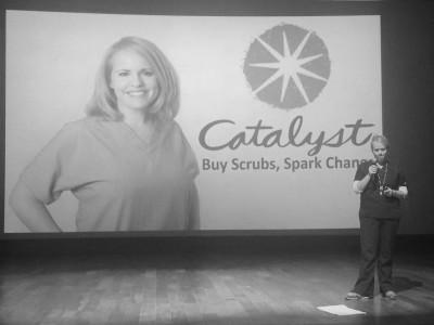 Catalyst Scrubs